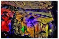 石花洞风景区十二大奇观